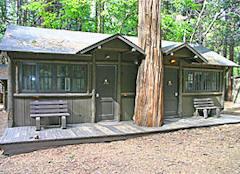 Curry Village Yosemite National Park Lodging Information